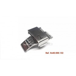 HAMILTON fibbia 20mm deployante ORIGINAL deployment H640.000.152 ref H640000152