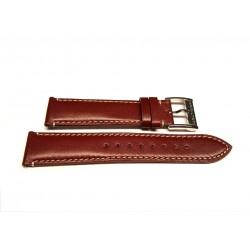 HAMILTON cinturino Rosso vitello JAZZMASTER thinline 20mm H600.385.106 ref. H600385106
