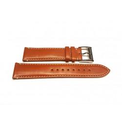 HAMILTON cinturino Marrone vitello JAZZMASTER thinline 20mm H600.385.109 ref. H600385109
