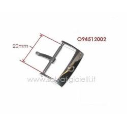 OMEGA ref. 94512002 buckle 20mm ORIGINAL - boucle - hebilla - Dornschließe