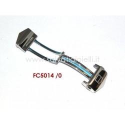 TAG HEUER fibbia ref. FC5014/0 deployante deployment buckle boucle hebilla FC5014-0
