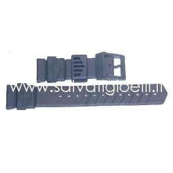 TAG HEUER blue plastic strap 18mm for FORMULA 1 ref. BS0079