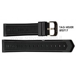 TAG HEUER FORMULA rubber strap 22mm BT0717 ( x CAH10.., CAH70.., WAH10.. )