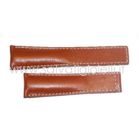 TAG HEUER cinturino marrone MONACO brown calf strap 22mm ref.FC6172