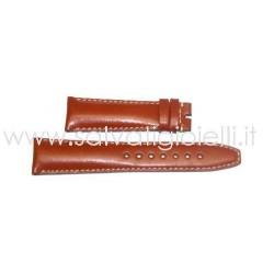 TAG HEUER brown strap MONACO 22mm FC8120