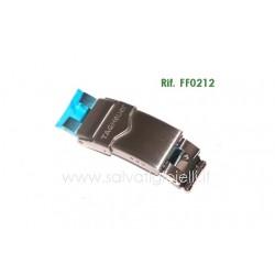 TAG HEUER AQUARACER LADIES clasp bracelet FF0212 X FAA022 BA0812 WAF1410 WAF1411 WAF141...