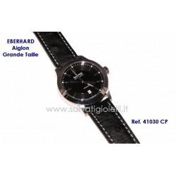 EBERHARD Watch Aiglon Grande Taille 41mm ref. 41030 CP