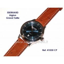 EBERHARD Watch Aiglon Grande Taille Blue (index) 41mm ref. 41030 CP