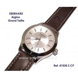 EBERHARD Watch Aiglon Grande Taille Gray 41mm ref. 41030.S CP