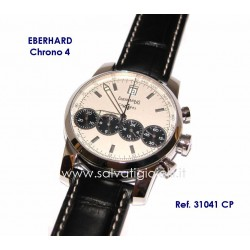 EBERHARD Watch Chrono 4 White rif. 31041 CP 31041 cp
