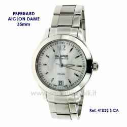 EBERHARD Watch Aiglon Dame Steel 35mm ref. 41035.S CA