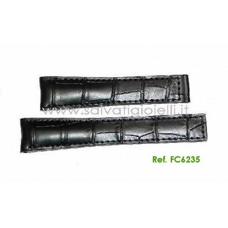 TAG HEUER CARRERA 22mm croco strap FC6235 (x deplo)