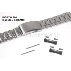 HAMILTON bracelet X-Wind & X-Copter H605.766.100 H605766100 x H776160 H776260 H776460 H777560 H766160