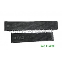TAG HEUER cinturino gomma FORMULA rubber strap 20mm FT6024(for ref: CAC111.., CAH111.., WAC111.., WAH111..)