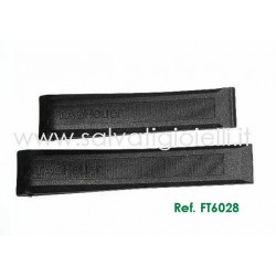 TAG HEUER AQUARACER rubber strap 21mm FT6028 ( CAP211.., CAF2010.. )