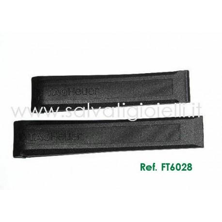 TAG HEUER AQUARACER rubber strap 21mm FT6028 ( CAP211.., CAF2010.. )