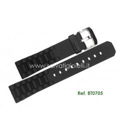 TAG HEUER FORMULA rubber strap 20mm BT0705 x ref. WAC1110, WAC1111, WAC1113, WAC1112, CAC1110, CAC1111