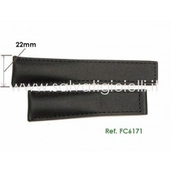 TAG HEUER cinturino MONACO calf strap 22mm ref. FC6171 ( for CW2111, CX2112 )