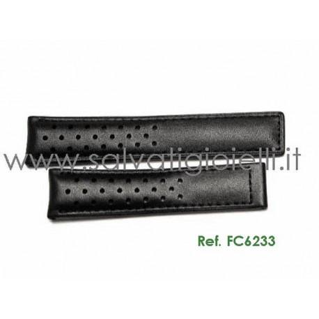 TAG HEUER CARRERA 20mm strap ref FC6233 per deplo FC5037 CAR211..,CAR215..,CAS211..,CAS215..,CV211..,CV111..,CV201..,CV205..