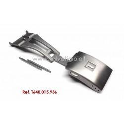 Tissot Buckle Deployante 20mm TITANIUM T-TOUCH ref. T640.015.936 T640015936
