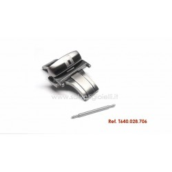 TISSOT T- Touch Expert deployante in Titanium 20mm ref. T640.028.706 T640028706 for T013420A