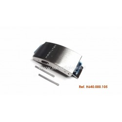HAMILTON Steel clasp ORIGINAL H640.000.105 ref. H640000105 for H605.776.100 bracelet