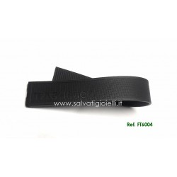 TAG HEUER GOLF watch rubber strap band 22mm FT6004 ( for ref . WAE111 )