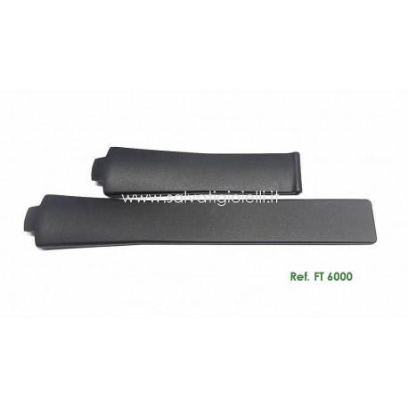 TAG HEUER KIRIUM FT 6000 black rubber strap 21mm FT6000