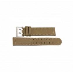 HAMILTON Khaki Field quartz brown green strap 20mm ref. H600.705.119 H600705119