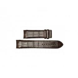 TISSOT Brown strap XL ref. T610028612 for Tissot Couturier CH 24mm T610.028.612