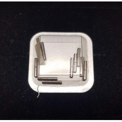 OMEGA 10 Bracelet Tubes 20mm O 201ST0074 Seamaster for bracelet: 1502/825,1503/..,1504/..,1579/..,1580/..,1581/..,161..