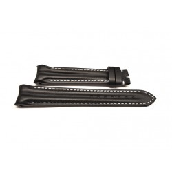 OMEGA Black strap 18mm 97691064 Speedmaster Reduced Racing Schumacher 3810, 3510.50.00