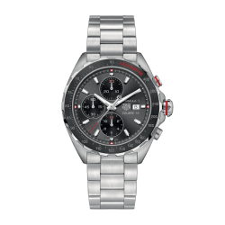 TAG HEUER Watch Formula AUTOMATIC CHRONO ref. CAZ2012.BA0876