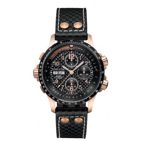 HAMILTON watch Ref H77736733 Khaki Aviation Day Date Auto Chrono