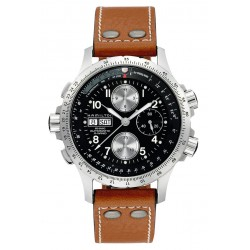 HAMILTON watch Ref H77616533 Khaki Aviation X-Wind Auto Chrono