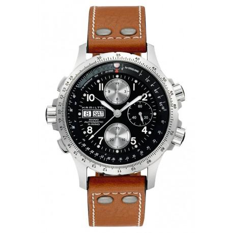 HAMILTON watch Ref H77796535 Khaki Aviation X-Wind Auto Chrono