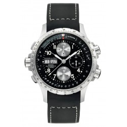 HAMILTON watch Ref H77616333 Khaki Aviation X-Wind Auto Chrono