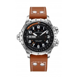 HAMILTON watch Ref H77755533 Khaki Aviation X-Wind Day Date Auto