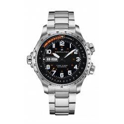 HAMILTON watch Ref H77755133 Khaki Aviation X-Wind Day Date Auto