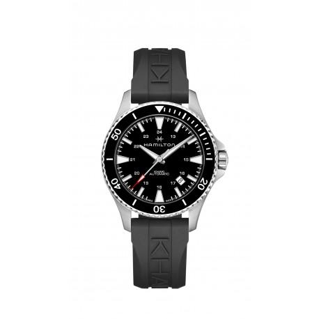 HAMILTON watch H77605335 Khaki Navy Frogman Auto