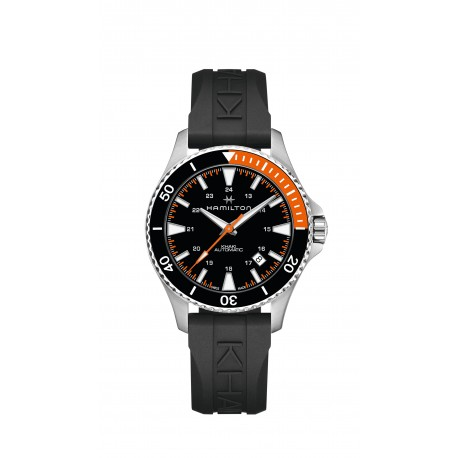 HAMILTON watch H82335331 Khaki Navy Scuba Auto