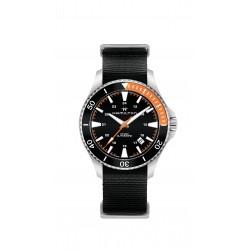 HAMILTON watch H82305931 Khaki Navy Scuba Auto