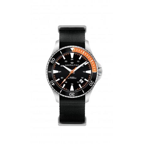 HAMILTON watch H82305331 Khaki Navy Scuba Auto