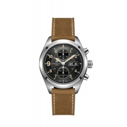 HAMILTON watch Ref H71616535 Khaki Field Auto Chrono