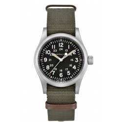HAMILTON watch Ref H69439931 Khaki Field Officer Auto