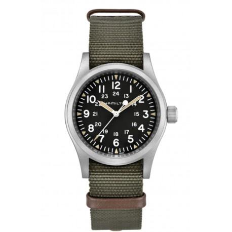 HAMILTON watch Ref H69439901 Khaki Field Officer Auto