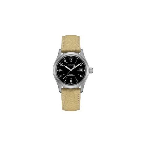 HAMILTON watch Ref H69439931 Khaki Field Officer Auto
