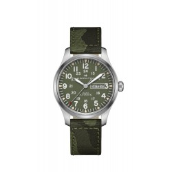 HAMILTON watch Ref H70535061 Khaki Field Day Date Auto