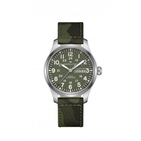 HAMILTON watch Ref H70535031 Khaki Field Day Date Auto