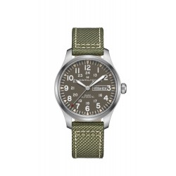 HAMILTON watch Ref H70535081 Khaki Field Day Date Auto